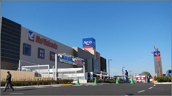 埼玉初出店が目白押しのショッピングセンター「アリオ鷲宮」