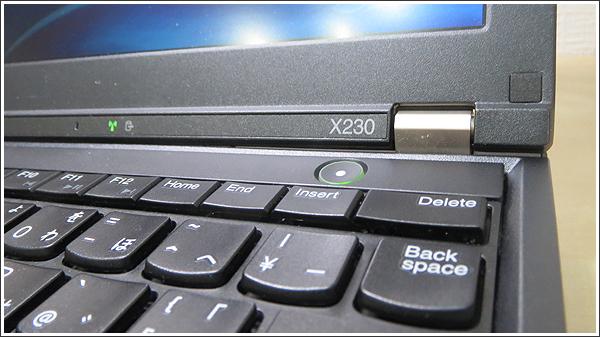 ThinkPad X230とWindows8の相性は、、、