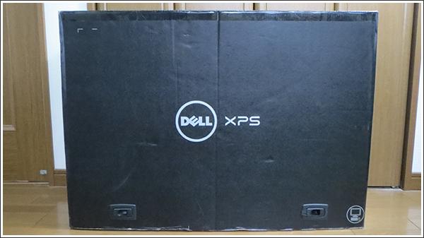 デルの液晶ディスプレイ一体型の最上位機種「XPS 27」が超どデカい箱に入ってやってきた!!