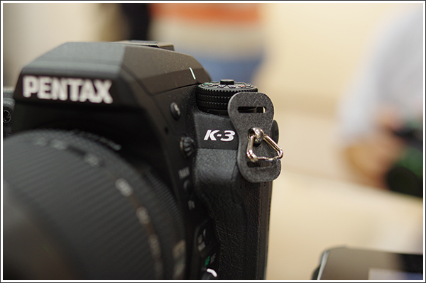 [比較]PENTAX K-3/K-5Ⅱ/K-30の主要構成部品