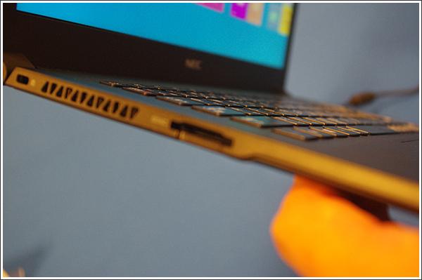 LaVie G タイプZだけじゃないコスパ重視の選択も可能な「スリムノート LaVie G タイプS」