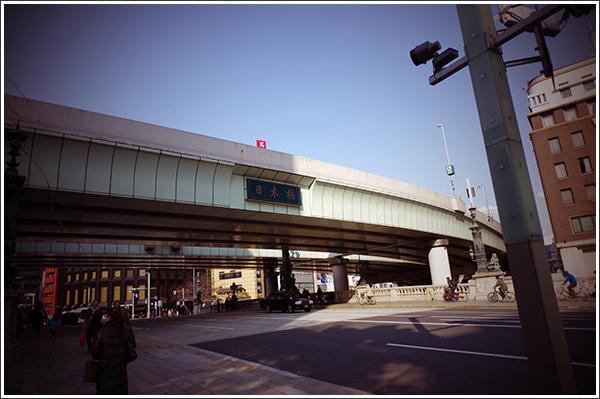 日本橋にある「麒麟像」も阿吽だった!! Photo by PENTAX K-3