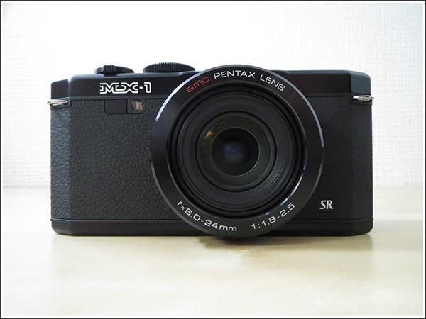 【開封の儀】リコーイメージングのコンパクトデジカメ「PENTAX MX-1」
