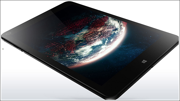 ThinkPad 8はプレゼンのサブ機として使い勝手が良さそう!!