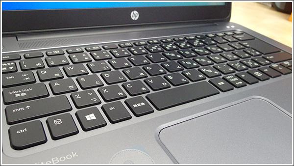 日本HPのビジネスノート「HP EliteBook Folio 1040 G1」は薄さと耐久性が特長!