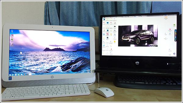 子供のファーストパソコンに最適なオールインワンPC「HP 22-1040jp」のポイントをレビュー