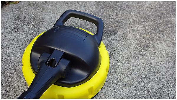 ヒダカの高圧洗浄機「HK-1890」&「テラスクリーナー」があると駐車場掃除も楽になる!!
