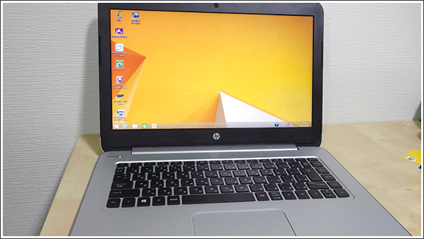 HP Stream 14-z000は4万円台で買えるお手頃ノートパソコン