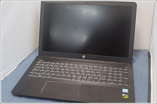 ベーシックモデルなら10万円以下で買える「HP Pavilion Power 15」