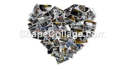 コラージュ写真を作ってくれる「Shape Collage」が面白い