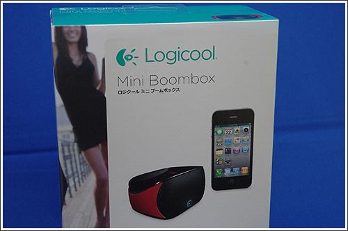Bluetoothワイヤレス スピーカー「ロジクール ミニ ブームボックス」モニターレポ