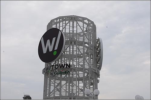 ガリバーの大型展示場「WOW!TOWN幕張」に行って来ました!!