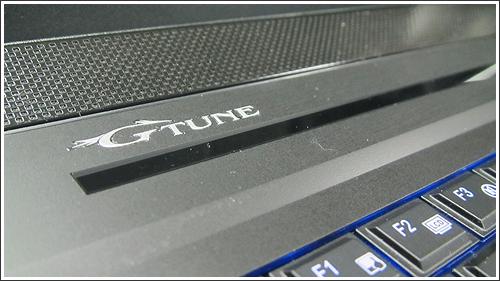 NEXTGEAR-NOTE i960はキーボードバックライトがポイント