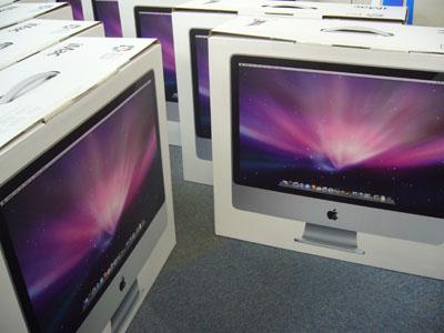 iMacもIntel Core iシリーズ搭載か・・・