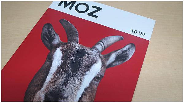 東京藝術大学大学院の生徒が中心に作成したフリーペーパー「MOZ」がすごい!