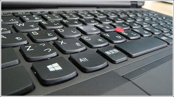 ThinkPad Helixの基本的なスペックなどをチェック
