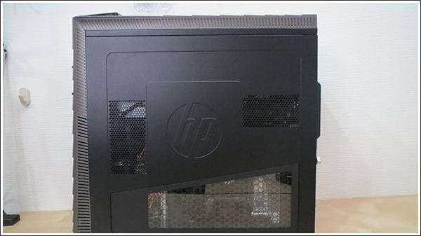 赤い水冷は3倍冷やす? HP ENVY Phoenix 810-190jp/CTレポート