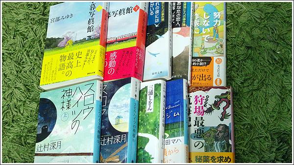 2014年読んだ本(文庫)の中でお薦めしたい10冊